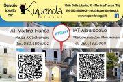 Città che parlano. Ad Alberobello arrivano le Audioguide